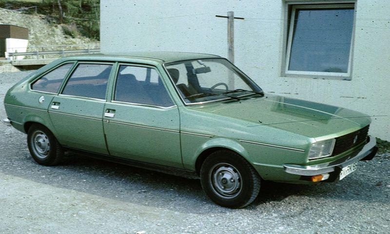 1976 Renault 20 TL R1271
