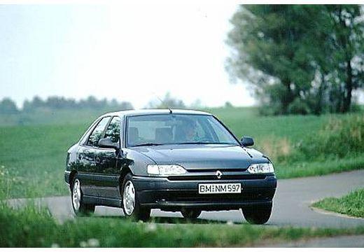 1996 Renault Safrane Popular Car