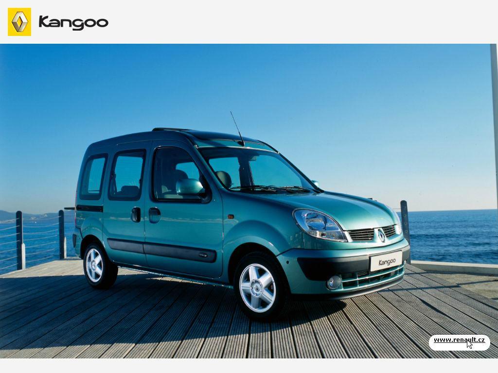 2006 Renault Kangoo I KC (renault kangoo 001)