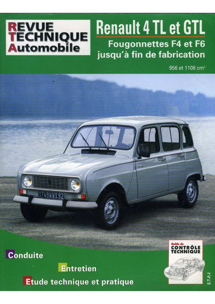 Renault 4 Gtl Manual Pdf  13 7 Mb