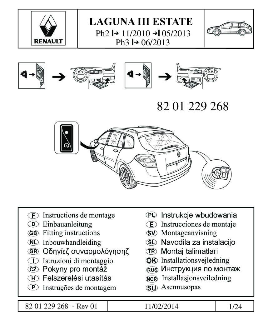 40 laguna iii fitting manual alarm break stop start.pdf 40.40 MB ...